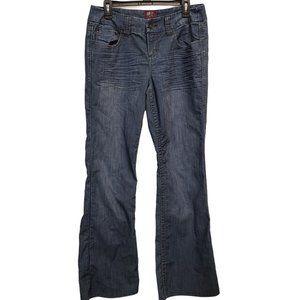 Torrid Denim Straight Leg Jeans Size 12